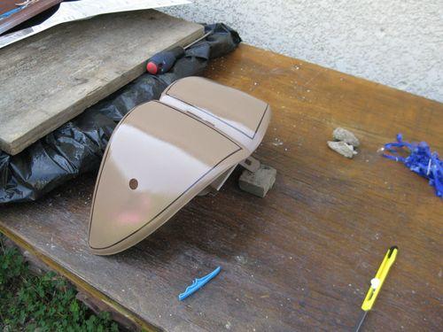 Restauration moto terrot bsa yamaha motobecane for Peinture sprido